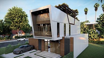 tekirda� modern mimari �elik ev